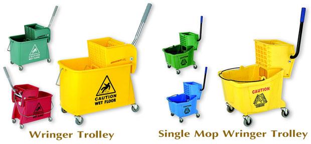 model-mop
