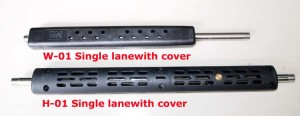 W-01Single lanewith cover
